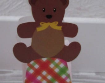 perfect bear for a small gift box