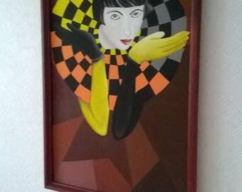 Original painting Women