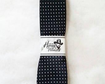 Classic black tie,bow ties, dapper skinny ties,groomsmen ties,floral ties, wedding bow tie, wool ties, dapper ties,navy blue tie,wedding tie