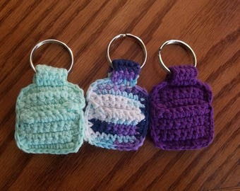 Quarter Keeper, Keychain, Aldi, Aldi Quarter, Shopping Cart Quarter, Crochet Keychain, Crochet Quarter Keeper, Quarter holder