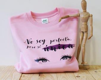 I'm not perfect but it's unique