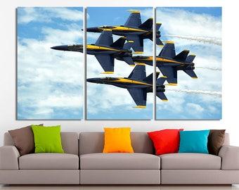Military Aircraft Aircraft photo Aircraft Wall art Aircraft Canvas Aircraft print Aircraft poster Aircraft decor Military Aircraft art