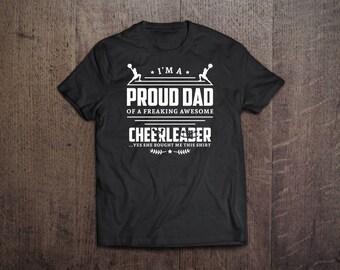 cheer dad shirts cheer gift ideas cheerleading squad cheerleading shirts cheer team gift cheer tshirts cheer shirt cheer gifts cheerleader