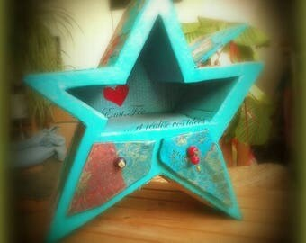 Do realize! * furniture in cardboard - Star Blue Emi.fee