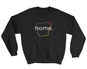 Arkansas Home Crewneck