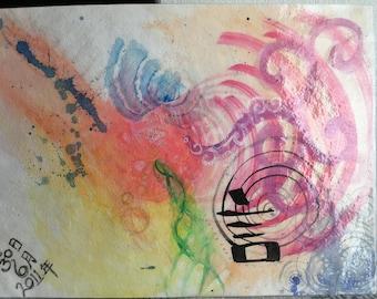 Sound | Art Wall Hanging