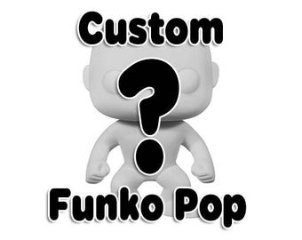 Custom Funko Pop Figure