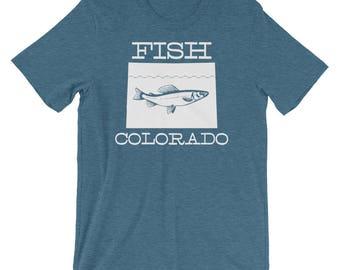 Fish Colorado Tee