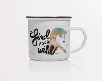 Find your wild taza