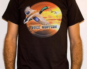 Duck Hunting / HNT 5  - Hunting Man T-shirt