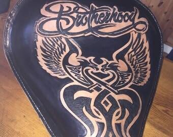 Bobber Solo seat motorcycle seat single seat