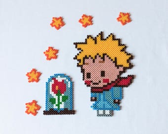 The little prince, Hama Beads