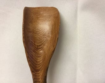 Handmade wood shoehorn