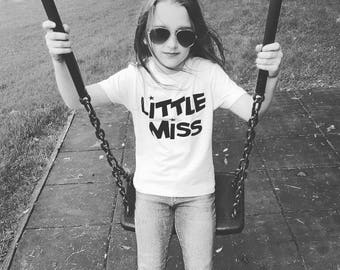 Little Miss T-Shirt