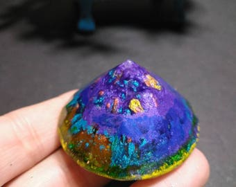 Rainbow Quartz Diamond