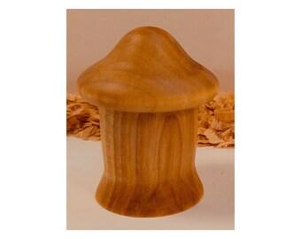 Lidded Box - Stylized Mushroom