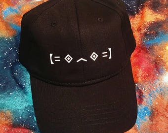Kaomoji Dad Hat