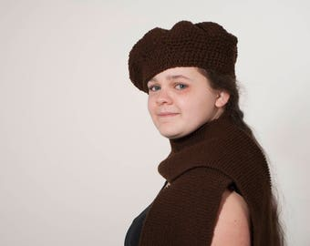 Beret and Scarf Set
