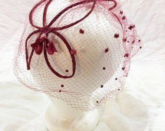 Gorgeous vintage fascinator