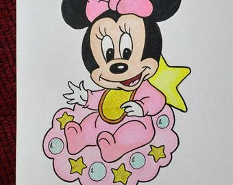 Baby Minnie A5