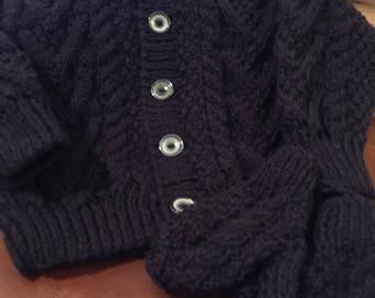 Toddler knit wear