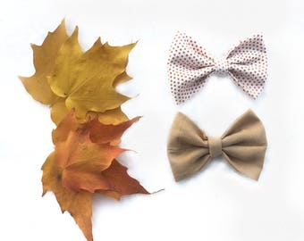 Harvest Baby Boy Interchangeable Bow Ties