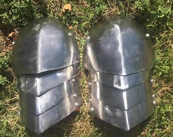 Steel Spaulders