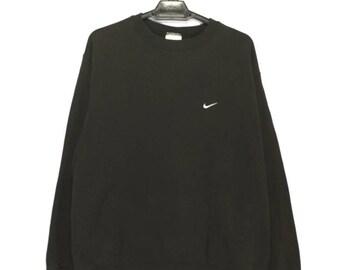 Vintage Nike sweatshirt small logo