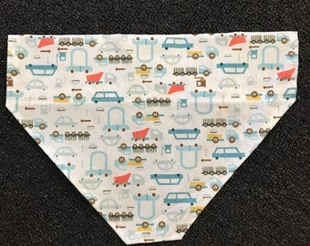Vroom Vroom - Dog Bandana