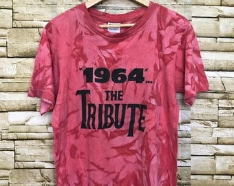 The Beatles 1964 the tribute shirt