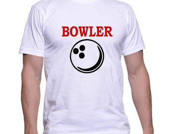 Tshirt for a Bowler