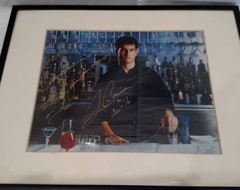 Autographed photo of Tom Cruise