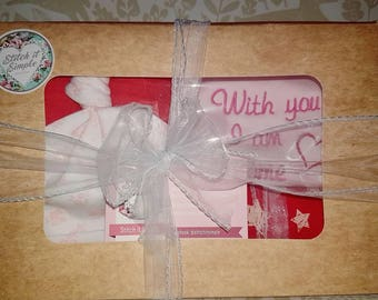 personlised small gift boxes