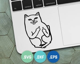 middle finger dxf, middle finger cut, fuck off cricut, fuck off cameo, fuck off svg, fuck off dxf, fuck off cut file, fuck off vector