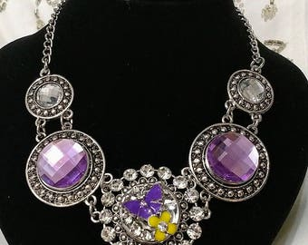 Snap Charm Necklace
