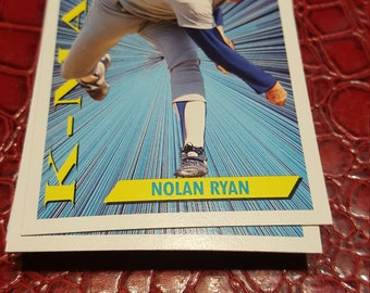 NM Score 1991n#686 Nolan Rayn -1 Card.combined shipping