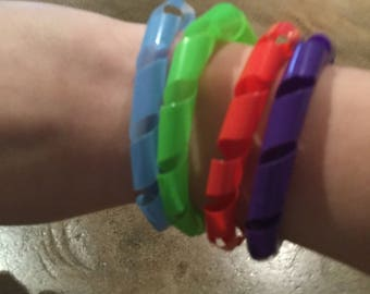 assorted color bracelet  30ps