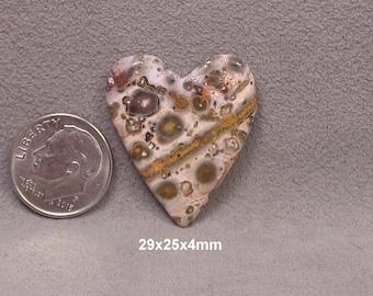 Leopard Skin Jasper Cabochon