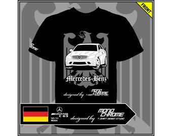 T-shirt Mercedes-Benz C 63 AMG '07-'11 W204