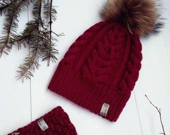 Hat: 100% Merino