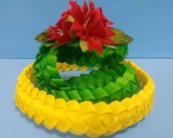 Green Hope Stylish Baby Headband