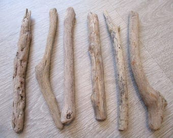 Driftwood lot (12 pieces)