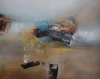 Eugene Demane ---- light ---oil on canvas