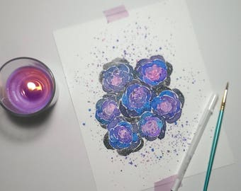 galaxy of roses