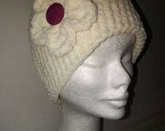 Flower - woman or girl Hat