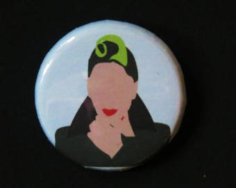 Imelda May badge