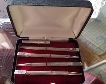 Sterling silver Bridge mechanical pencils