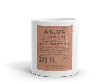 Mug AC/DC 81