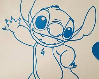 Disney Stitch Decal - Walt Disney World