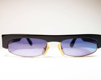 ALAIN MIKLI  Paris Hand Made 89/616/101 80s men's original vintage sunglasses